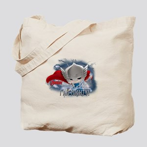 Chibi Mighty Thor Tote Bag