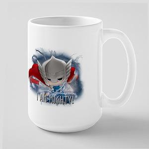 Chibi Mighty Thor Large Mug