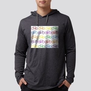 Rack O' Bicycles Long Sleeve T-Shirt