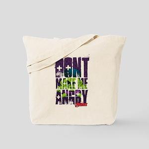 Chibi Angry Hulk Tote Bag
