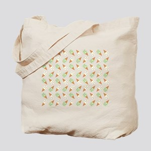 Mint Chip and Chocolate chip Tote Bag