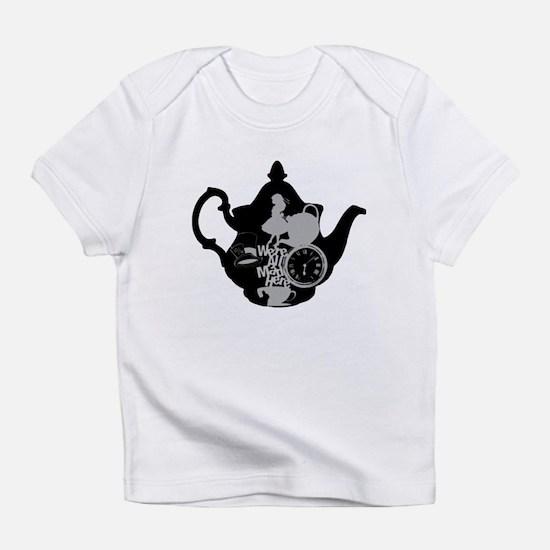 Alice in Wonderland Infant T-Shirt