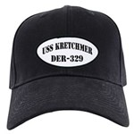 USS KRETCHMER Black Cap