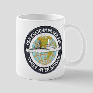 USS KRETCHMER Mug
