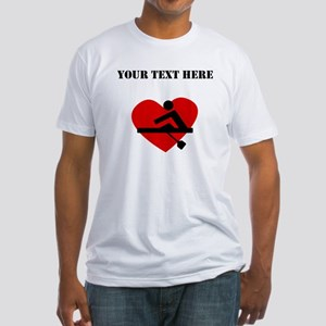 Rowing Heart (Custom) T-Shirt