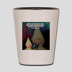 Dank Meme Explorer Shot Glass
