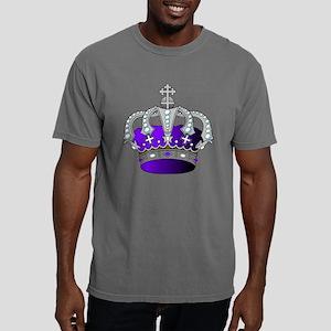 Silver & Purple Royal Crown T-Shirt