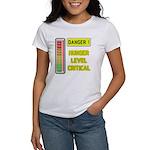 DANGER-HUNGER LEVEL CRITICAL T-Shirt