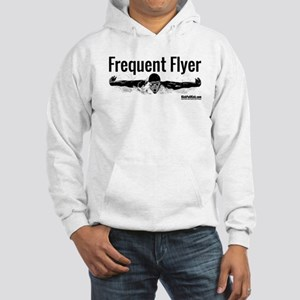 Frequent Flyer Hooded Sweatshirt
