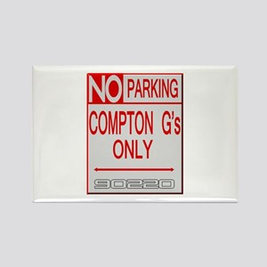 Compton Gs Parking Magnets