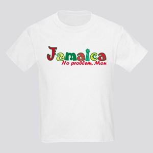 Jamaica No Problem Kids Light T-Shirt