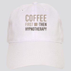 Coffee Then Hypnotherapy Cap