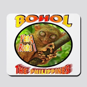Bohol The Philippines Mousepad