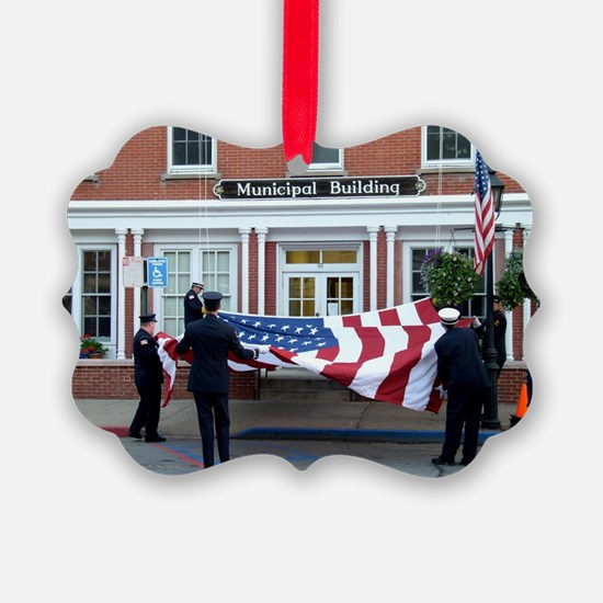 Memorial Day Ornament