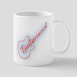 Guitarrorist II Mug