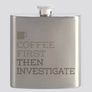 Coffee Then Investigate Flask