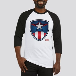 Cap Shield Baseball Jersey