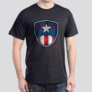 Cap Shield Dark T-Shirt