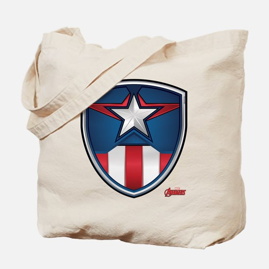 Cap Shield Tote Bag
