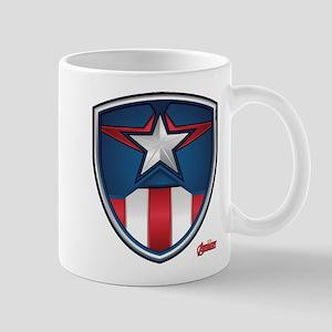 Cap Shield Mug