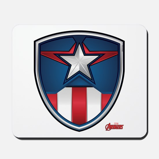 Cap Shield Mousepad
