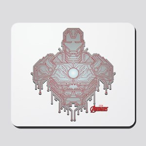 Iron Man Circuit Mousepad