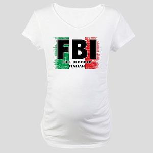 FBI Maternity T-Shirt