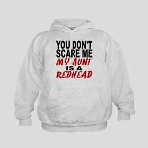 My Aunt Is A Redhead Hoodie