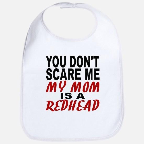 My Mom Is A Redhead Bib