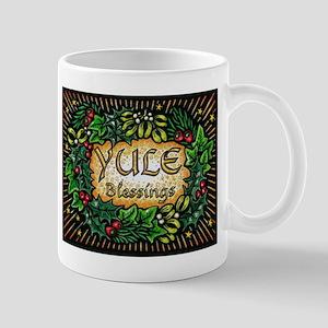YuleBlessings Mugs