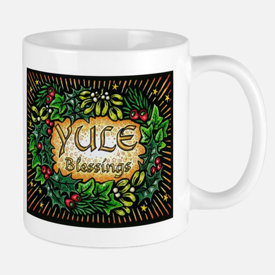 YuleBlessings Mugs