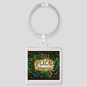 YuleBlessings Keychains