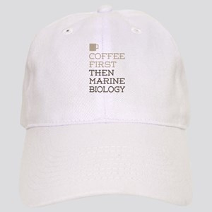 Marine Biology Cap