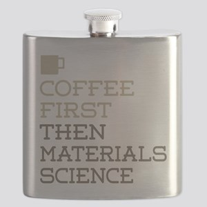 Coffee Then Materials Science Flask