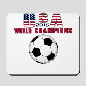 WC 2015 Mousepad