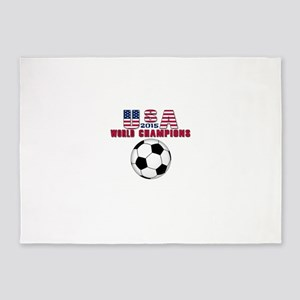 WC 2015 5'x7'Area Rug