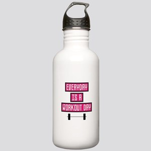 Everyday Workout Day C Stainless Water Bottle 1.0L