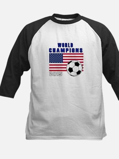 Women's Soccer Champions Baseball Jersey