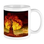 Nuclear New York 11 Oz Ceramic Mug Mugs