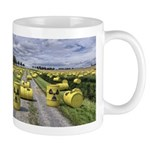 Radioactive 11 Oz Ceramic Mug Mugs