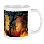 Twin Souls 11 Oz Ceramic Mug Mugs