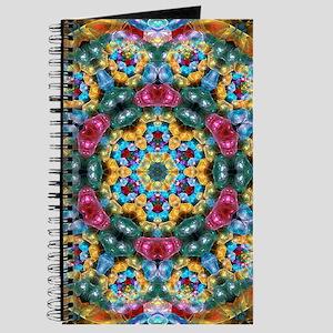 Fractal Jewel Kaleidoscope 2 Journal