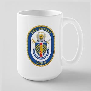 Uss Bataan Lhd-5 Mugs