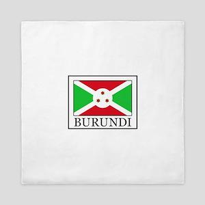Burundi Queen Duvet