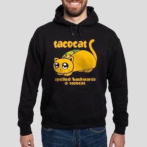 Funny! Taco Cat Hoodie