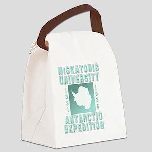 Antarctic Canvas Lunch Bag
