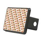 Koi Carp Pattern Hitch Cover