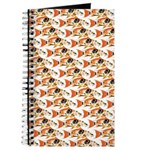 Koi Carp Pattern Journal