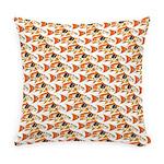 Koi Carp Pattern Everyday Pillow