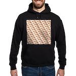 Koi Carp Pattern Hoodie